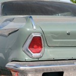 1964 Chrysler Newport Heckansicht Detail