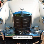 Mercedes-Benz 220 SE Cabriolet Frontansicht