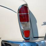 Mercedes-Benz 220 SE Cabriolet Rücklichter
