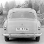 """""""Ponton-Mercedes"""" Typ 220 SE, 1958-1959 """"Ponton-Mercedes"""" 220 SE, 1958-1959"""