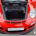 Porsche 911 GT3 Typ 997 Kofferraum/Gepäckraum vorn
