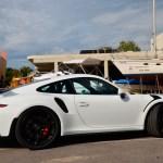 Porsche 911 Typ 991.2 GT3 RS 2017-2018 side view