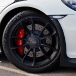 Porsche 911 Typ 991.2 GT3 RS Felgen mit Schnellverschluss