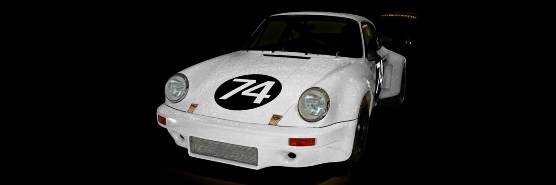 Porsche 911 Carrera RSR 3.0 Poster by aRi F.