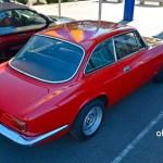 Alfa Romeo GT 1300 Junior Ansicht von oben
