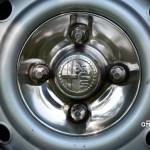 Alfa Romeo GT 1300 Junior Felgen Detailfoto