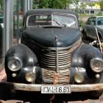 Opel Kapitän 1939 Frontansicht