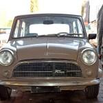 Innocenti Mini Minor 850 Frontansicht