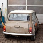 Innocenti Mini Minor 850 rear view