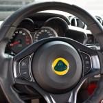 Lotus Evora 400 Lenkrad u.a. mit Tempomat