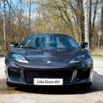 Lotus Evora 400 front view