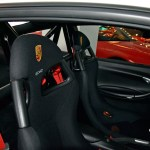 Porsche 911 GT3 RS Typ 996 Interieur