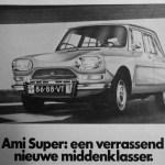 Ami Super 8 Werbung in Niederland