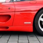 Ferrari F355 GTS F1 detail view