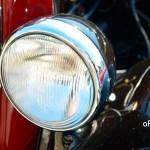 Adler Trumpf Junior 1E- Limousine mit freistehenden Frontscheinwerfer