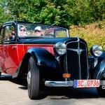 Adler Trumpf Junior Cabriolimousine (1934-1941)