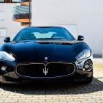 Maserati GranTurismo front view