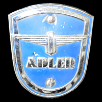 Logo Adler M 250 (1954-1958) Motorrad