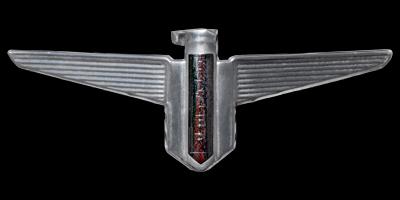 Logo Adler Trumpf 1,7 Liter EV Cabriolet 1936-1938