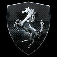 Logo Ferrari 458 Spyder