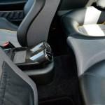 Maserati GranSport Mittelkonsole in Karbonoptik