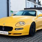 Maserati GranSport side view