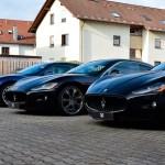 3x Maserati GranTurismo S (2008-2012)