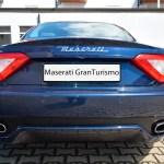 Maserati GranTurismo S Heckansicht / rear view