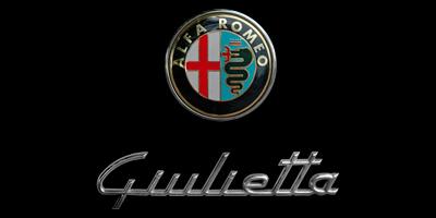 Logo Alfa Romeo Giulietta Typ 940 (2010-2013) am Heck