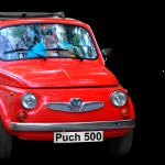 Steyr-Puch 500 Poster