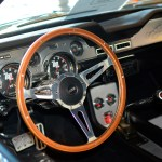 """1967 Ford Shelby GT 500 Eleanor Interieur with """"Go Baby Go"""" Button"""