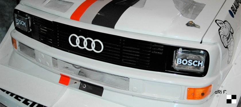 Audi Sport quattro S1 E2 Pikes Peak Poster