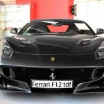 Ferrari F12 tdf mit 574 kW (780 PS) 2015–2017