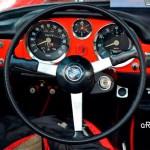Fiat 1500 Spider mit Rundinstrumenten