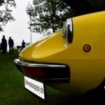 Alfa Romeo Spider coda tronca Frontdetail