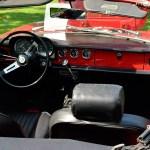 Alfa Romeo Spider coda tronca Interieur