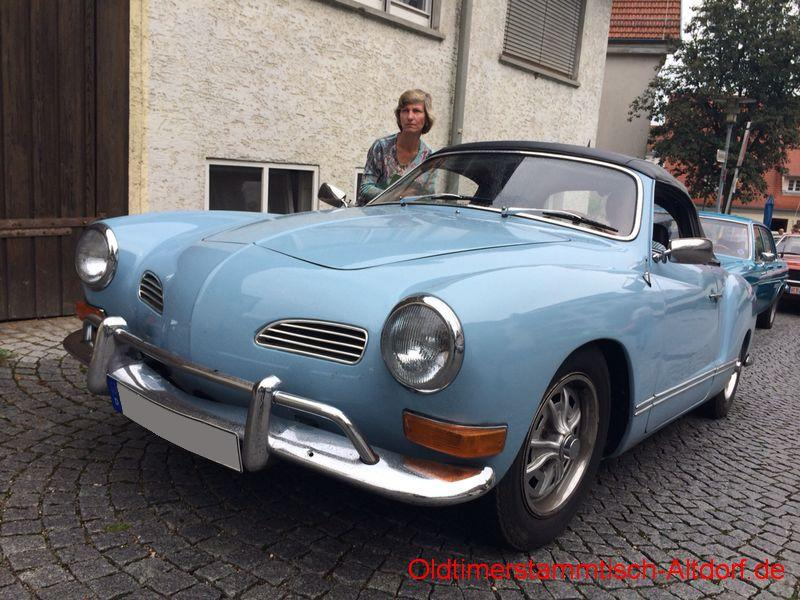 karmann ghia cabrio heinrich oldtimerstammtisch. Black Bedroom Furniture Sets. Home Design Ideas