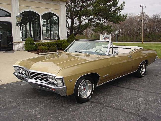 1968 Ss Chevrolet 396 Chevelle Hardtop Coupe