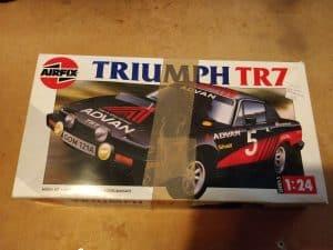 TR7 Airfix Kit