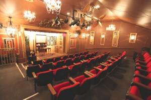 Dickens Parlour Theater (After pic)