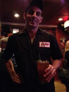 "Russ serves up the ""drink de jour"" – The Dark & Stormy"