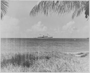 Truman's Yacht the Williamsburg