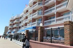 Boardwalk plaza hotel Rehoboth