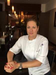 Dining Out-Chef, Lisa Marie Franz