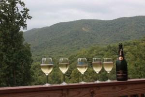 RT-Bucks Peak wine