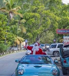 Caribbean Connection - Santa