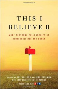 This I Believe 2