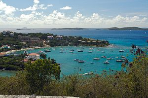 Cruz Bay, St. John: A Quiet Town of Refuge for 250 Years