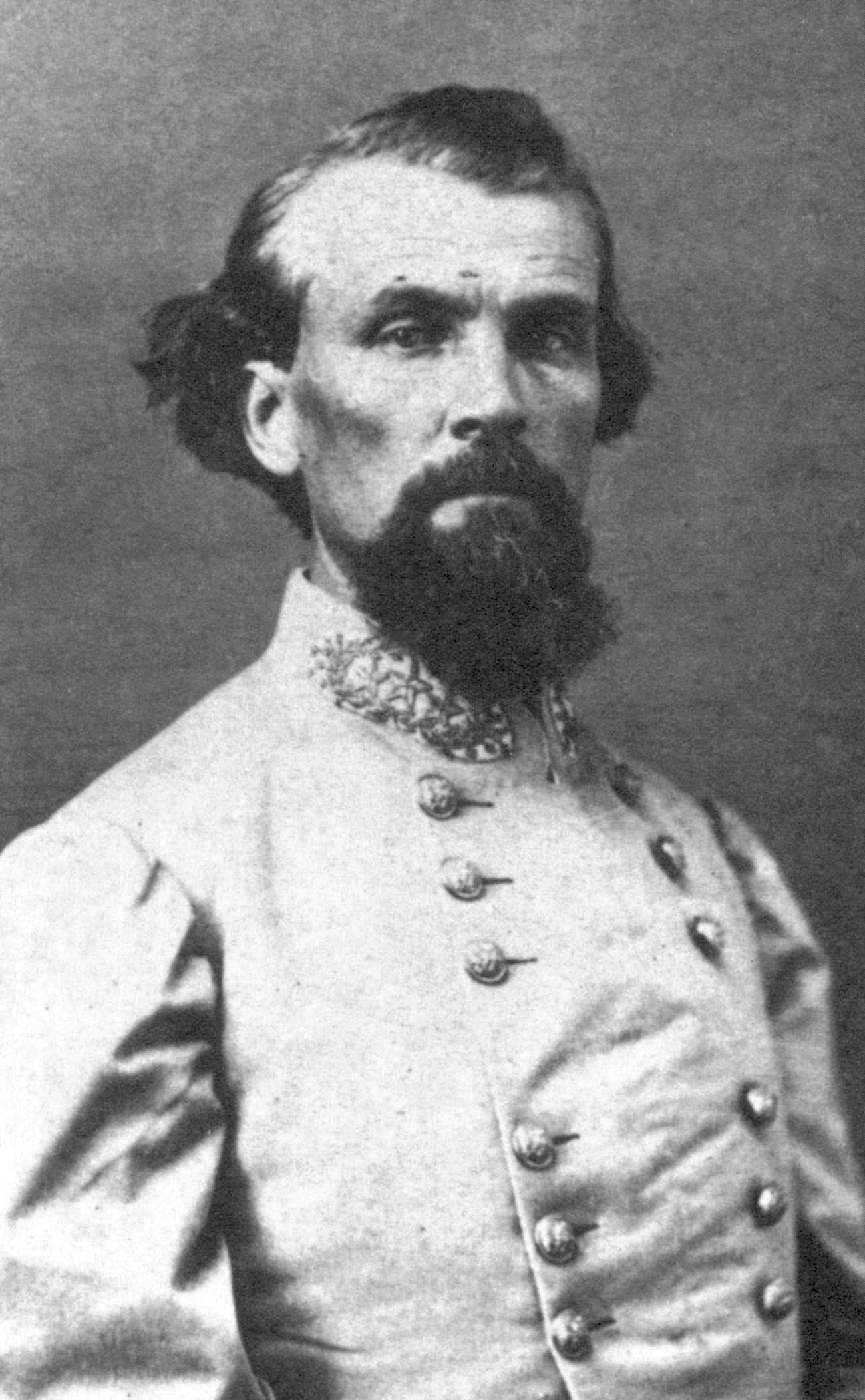 Nathan Bedford Forrest, Confederate Badass