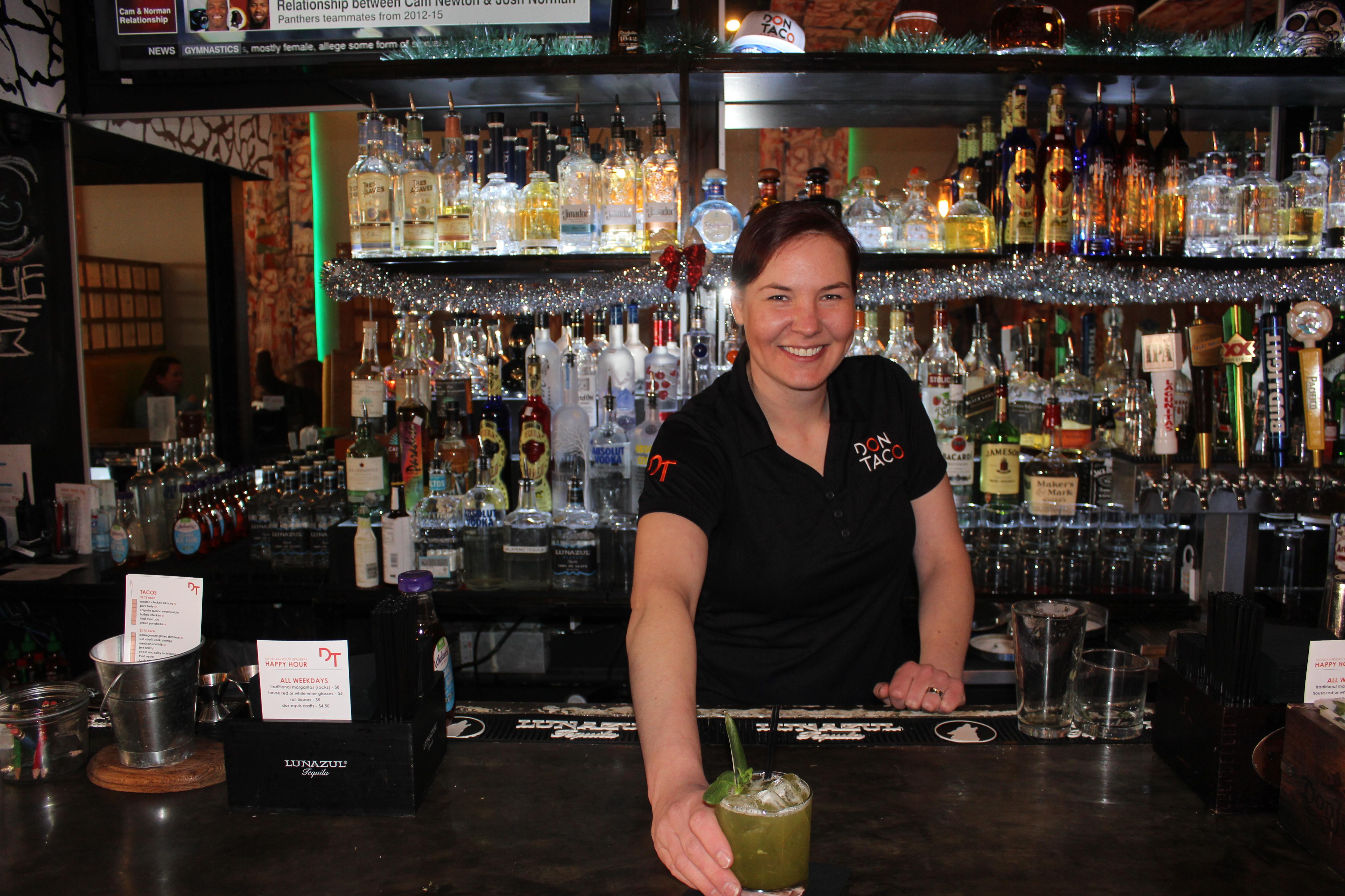 Behind the Bar: Alexis Von Schoening
